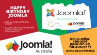 August: Joomla turns 16!
