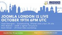 JUG London Oct 19th