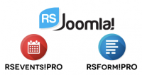 New Features of RSFormsPro and RSEventsPro