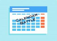 Calendar Battle