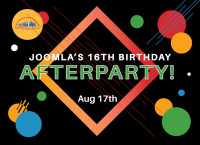 Joomla 4 Launch After Party